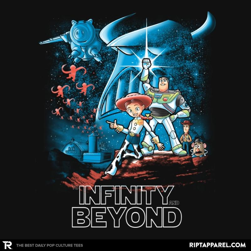 Ript: To Infinity and Beyond