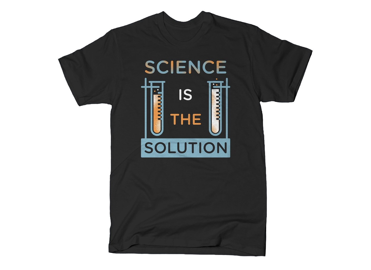 SnorgTees: Science Is The Solution
