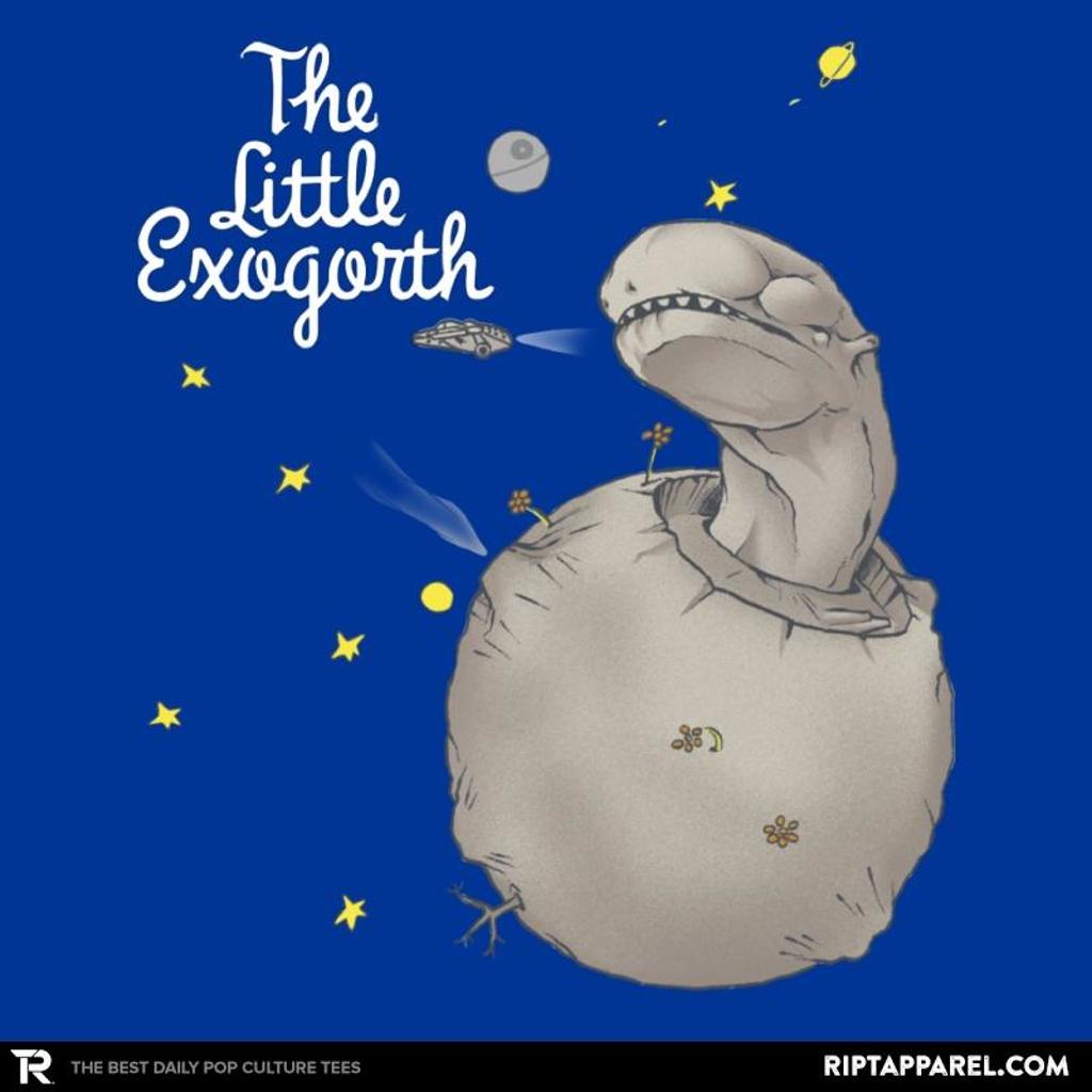 Ript: The Little Exogorth