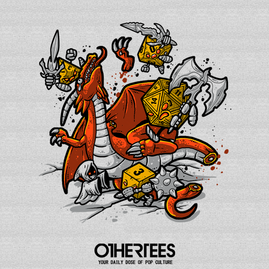 OtherTees: RPG United - Epic Battle