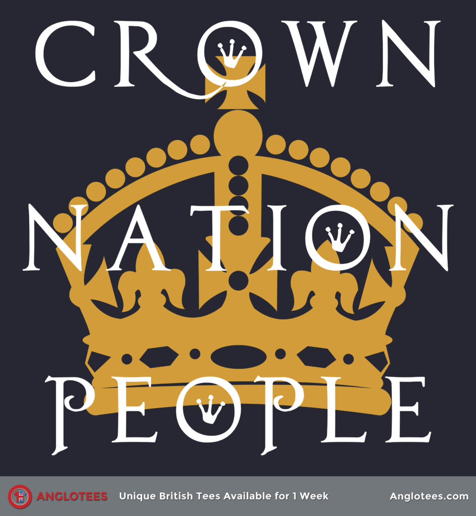 Anglotees: The Crown Tribute