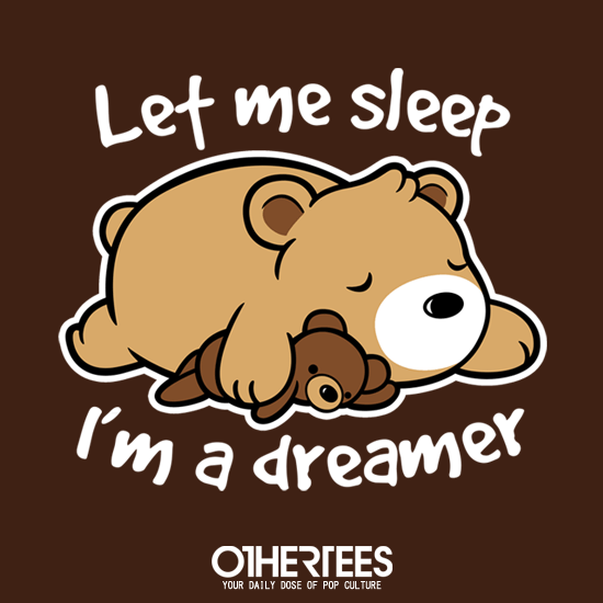 OtherTees: Dreamer Bear