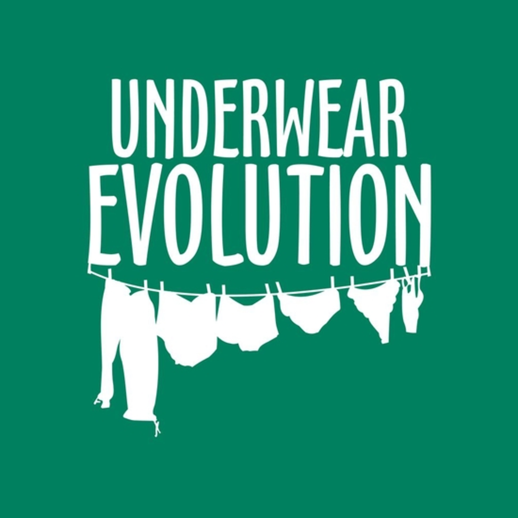 BustedTees: Underwear Evolution