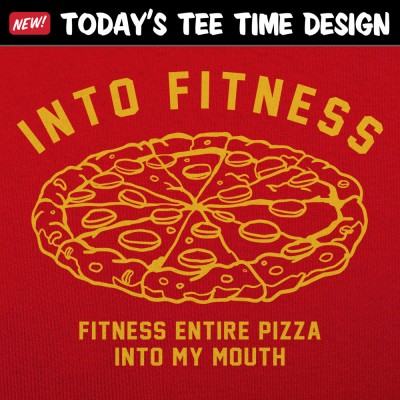 6 Dollar Shirts: Fitness Pizza