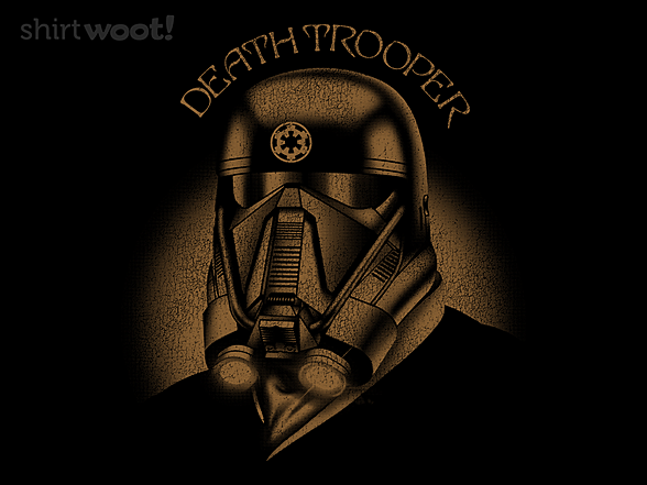 Woot!: Death Trooper