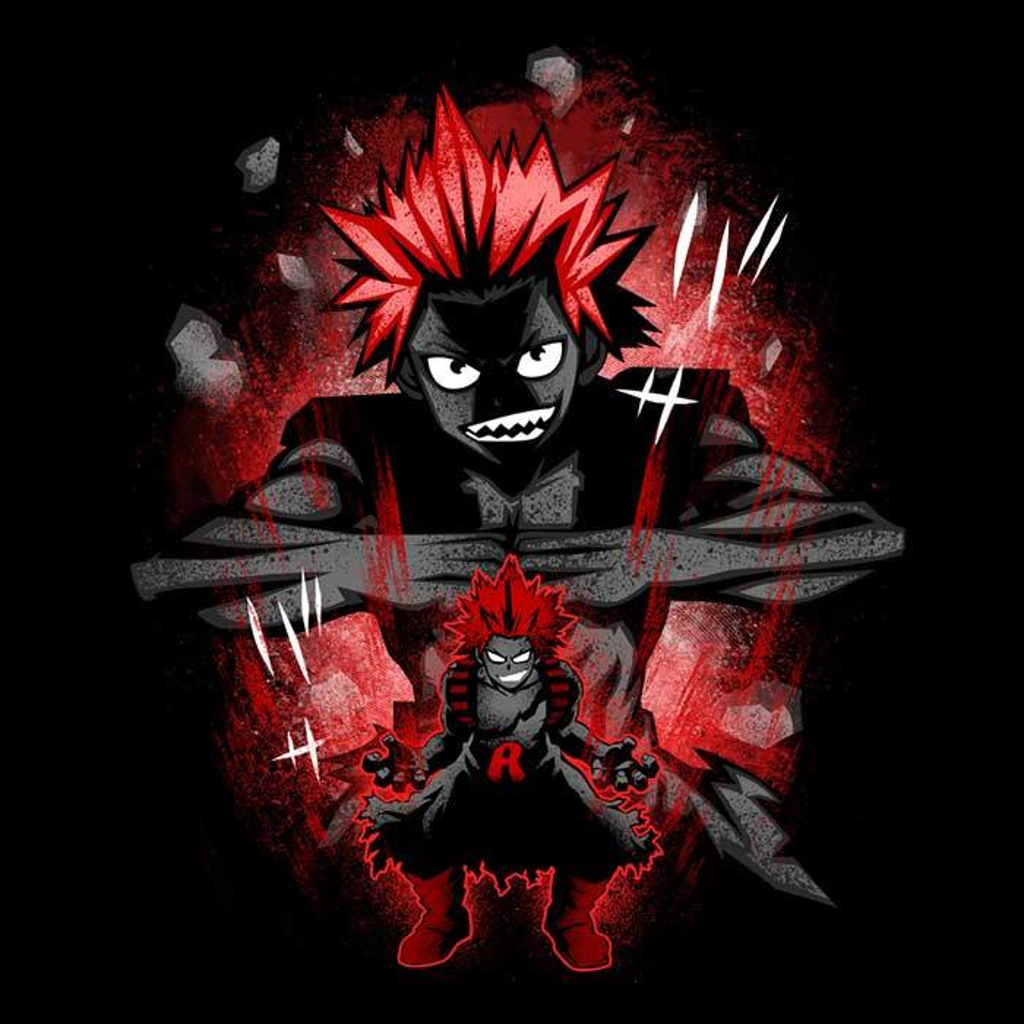 Once Upon a Tee: Attack of Eijiro