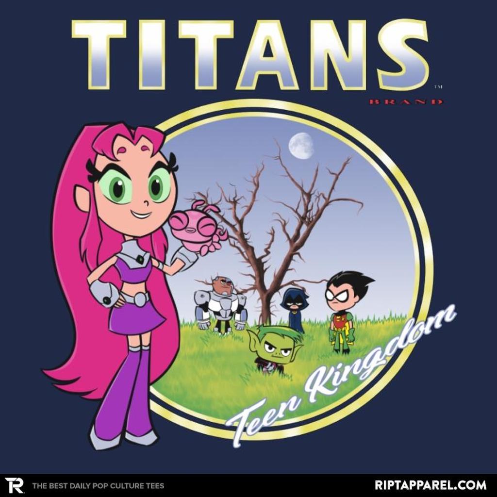 Ript: TITANS