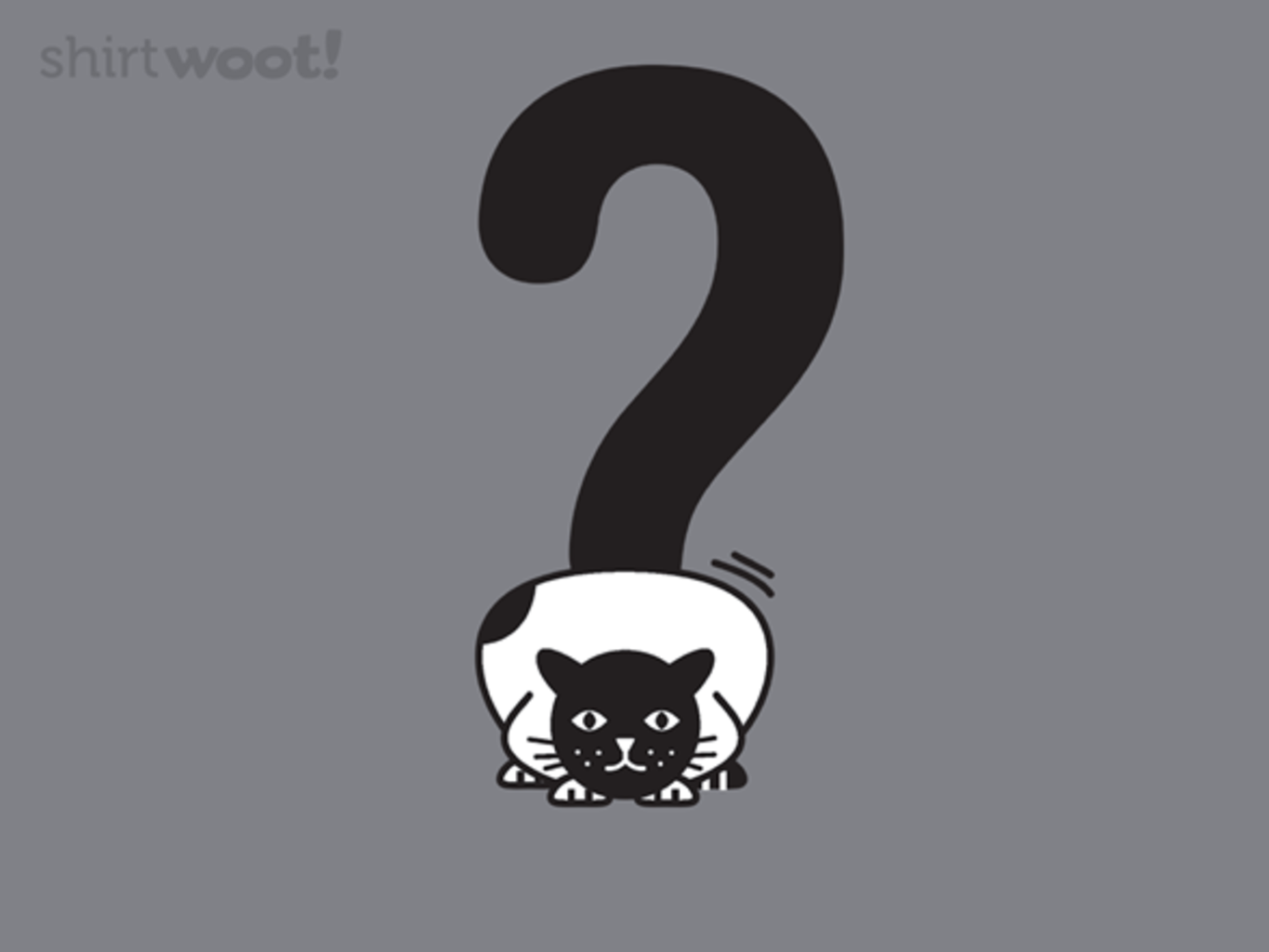 Woot!: Question Cat