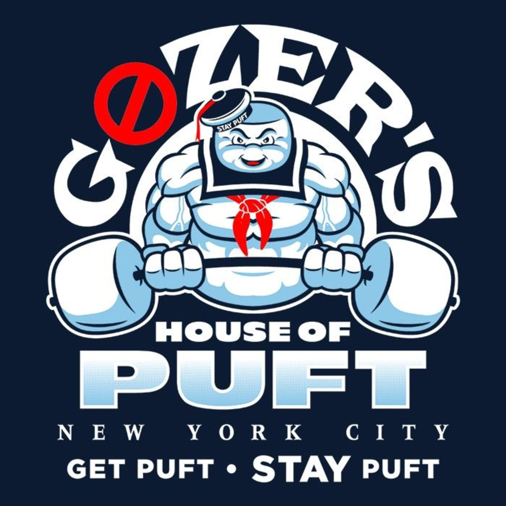 Once Upon a Tee: House of Puft