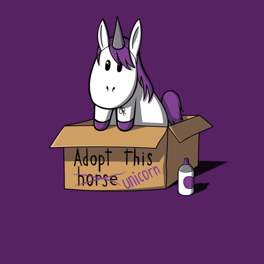 NeatoShop: Adopt this Unicorn