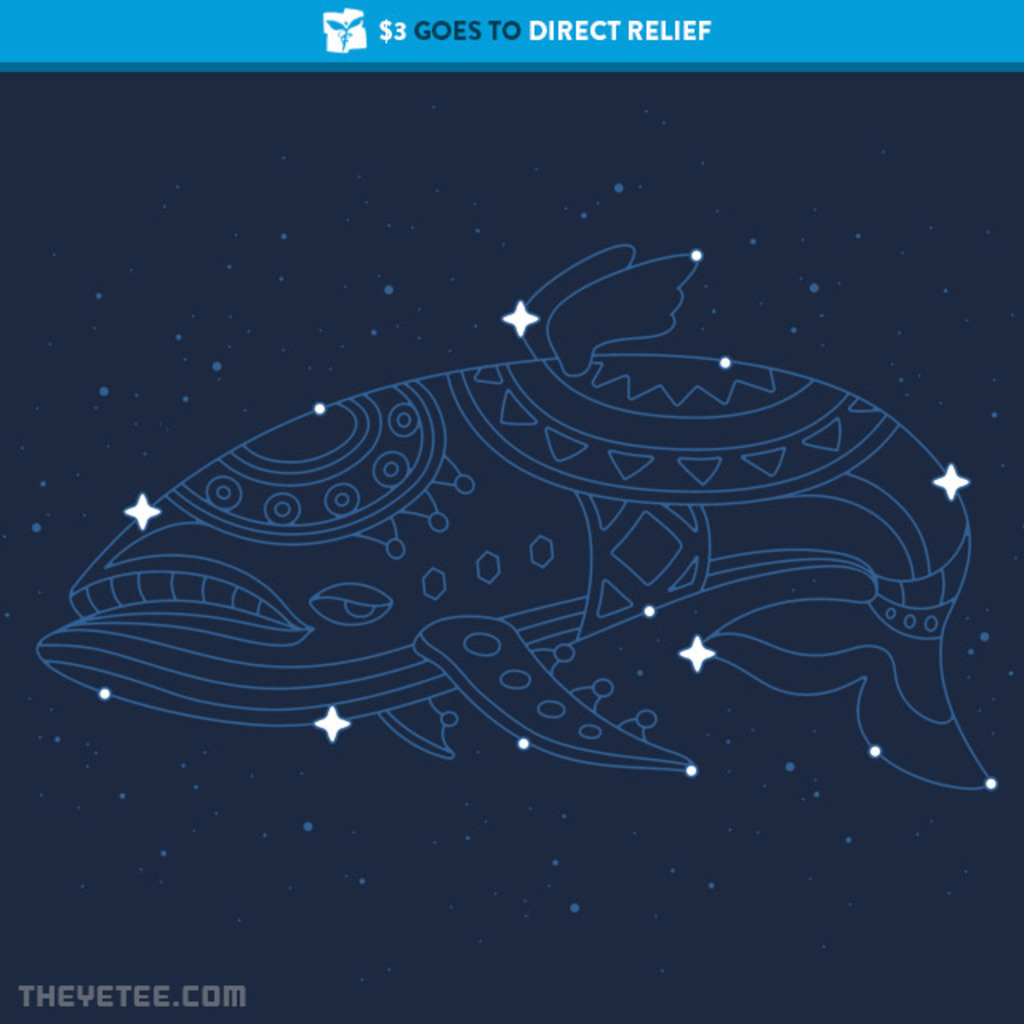 The Yetee: Windfish Constellation