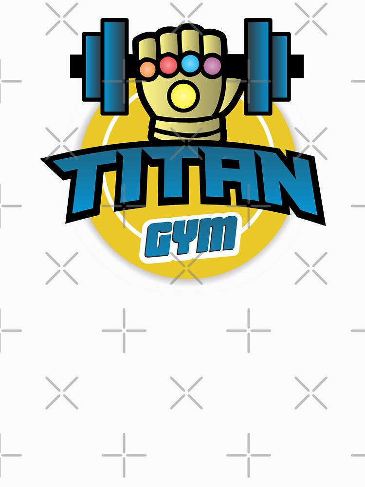 RedBubble: TITAN GYM