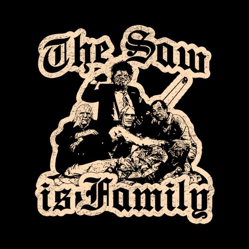 Five Finger Tees: The Saw Is Family T-Shirt