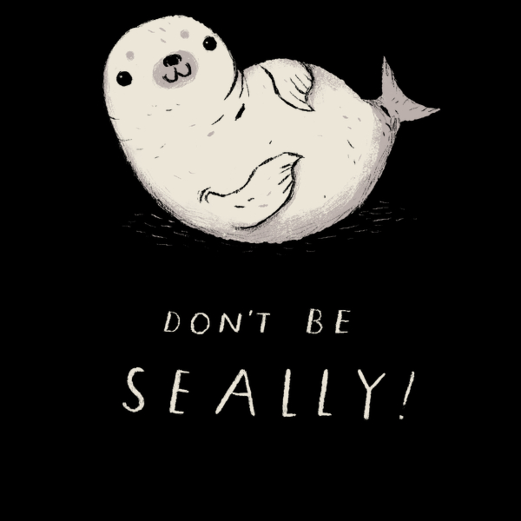 NeatoShop: don't be seally