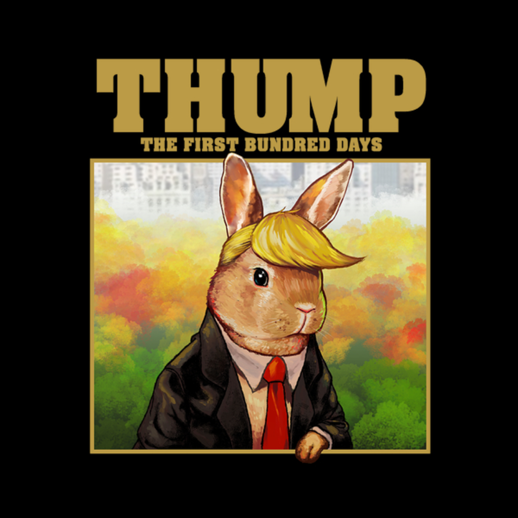 NeatoShop: THUMP COVER SHIRT