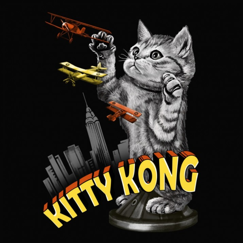Wistitee: Kitty Kong