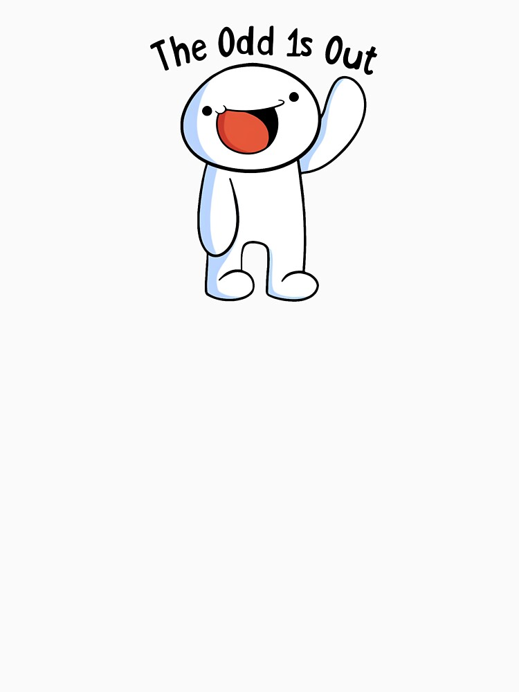 RedBubble: TheOdd1sOut - THE ODD 1S OUT