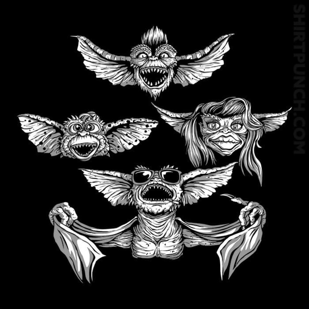 ShirtPunch: Strange Rhapsody