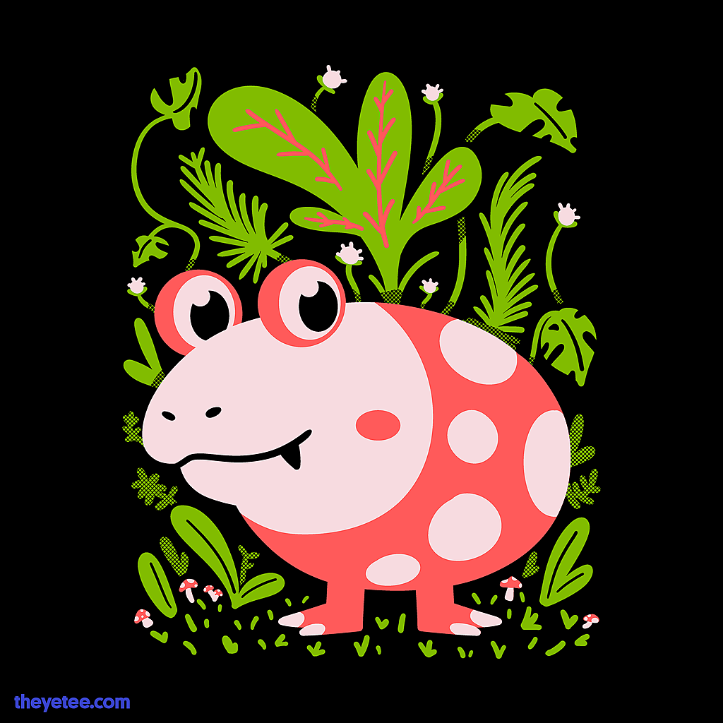 The Yetee: Forest Bulb