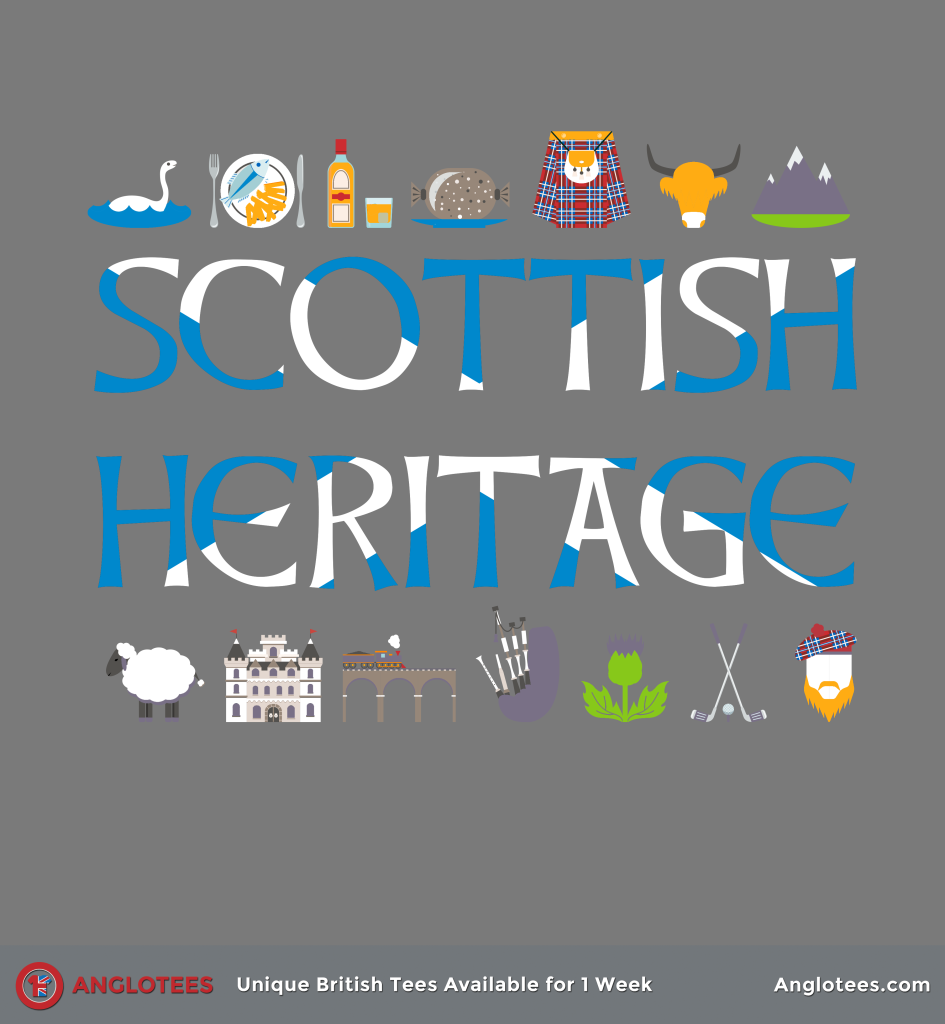 Anglotees: Scottish Heritage