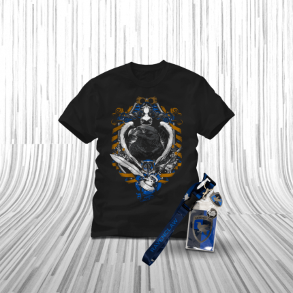 ShirtPunch: Ravenclaw House Bundle
