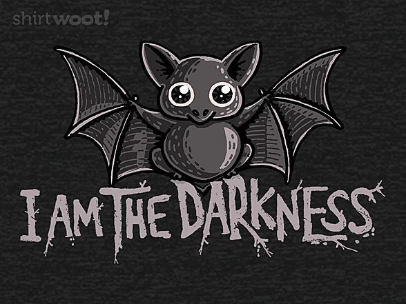 Woot!: I AM THE DARKNESS