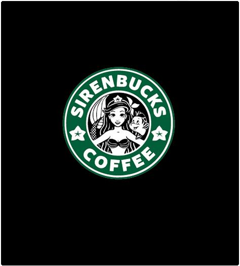 Shirt Battle: Sirenbucks Coffee