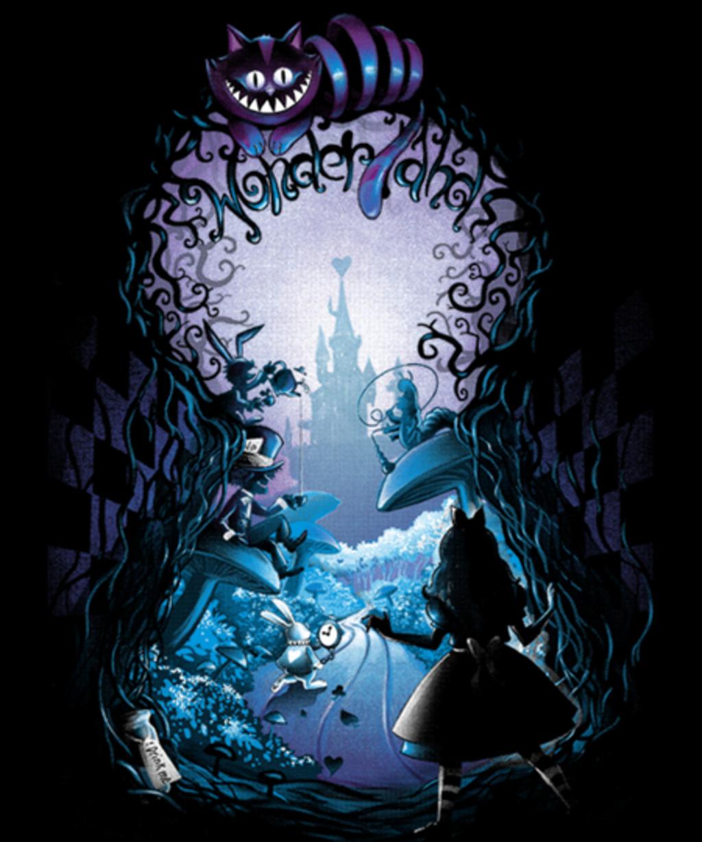 Qwertee: Inside a Dream