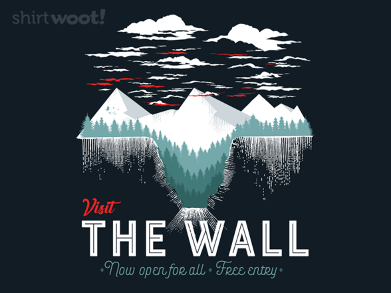 Woot!: Visit The Wall