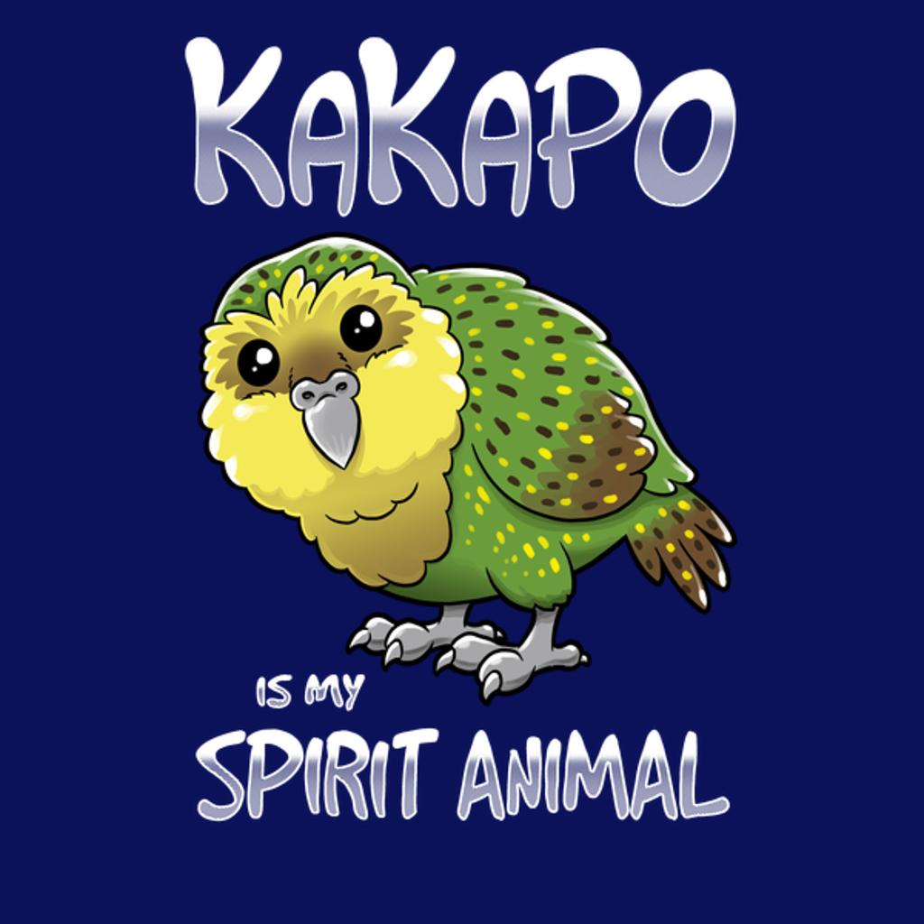 NeatoShop: Kakapo Spirit Animal