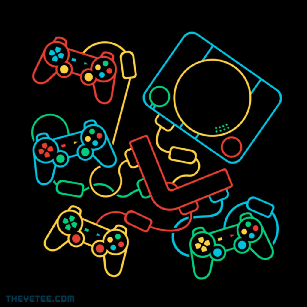 The Yetee: PlayCom
