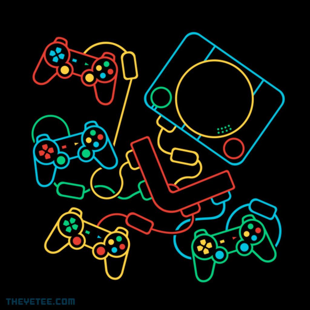 The Yetee: PlayCom