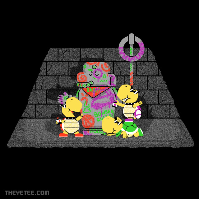 The Yetee: Koopunks