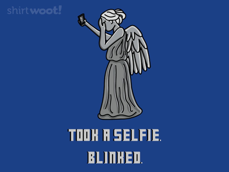 Woot!: Blinked