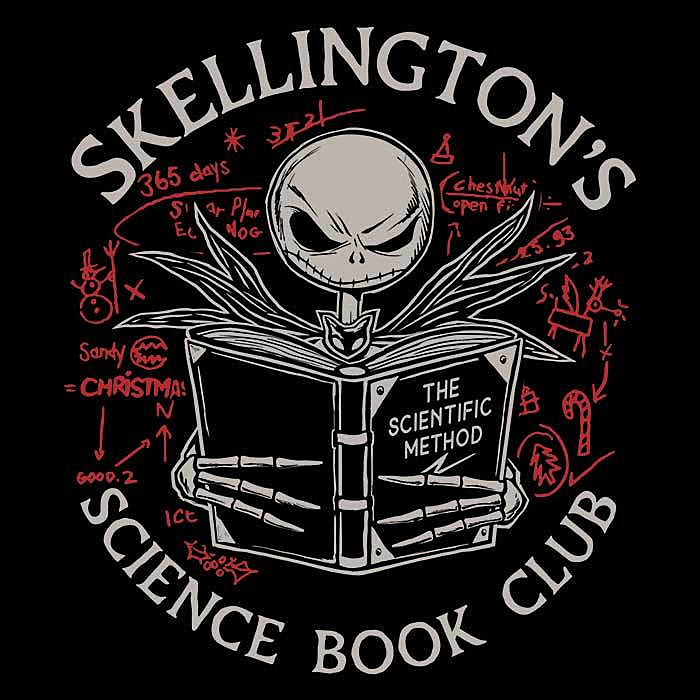 Once Upon a Tee: Science Book Club