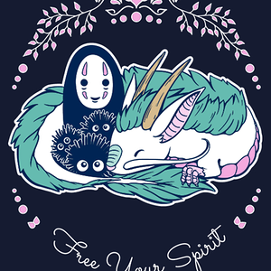 Qwertee: Free Your Spirit