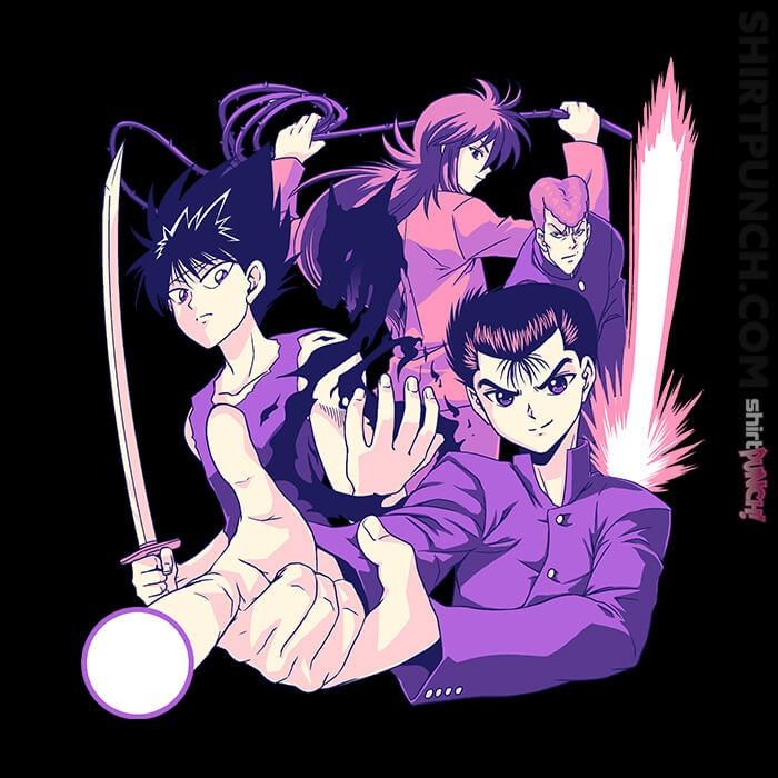 ShirtPunch: Spirit Detectives