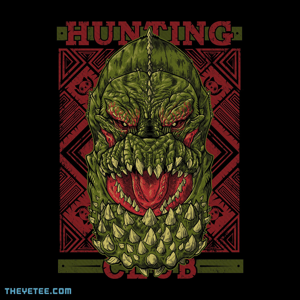 The Yetee: Hunting Club: Jho