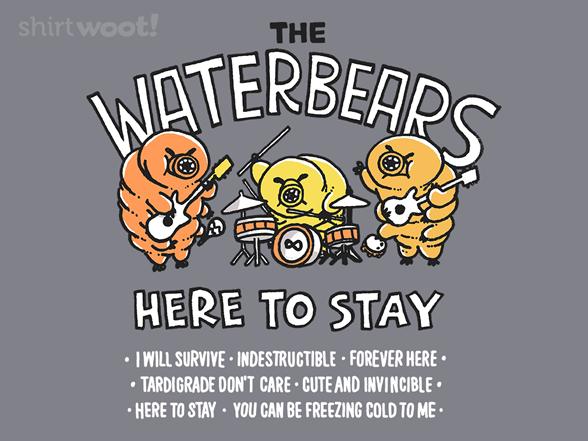 Woot!: The Waterbears