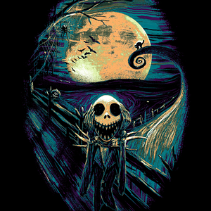 Qwertee: The Scream Before Christmas