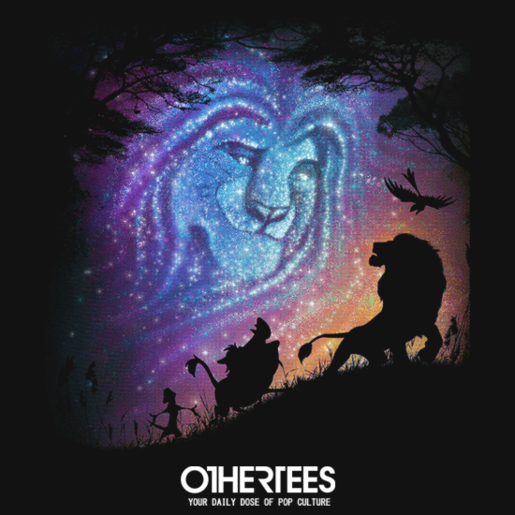 OtherTees: He Lives In You