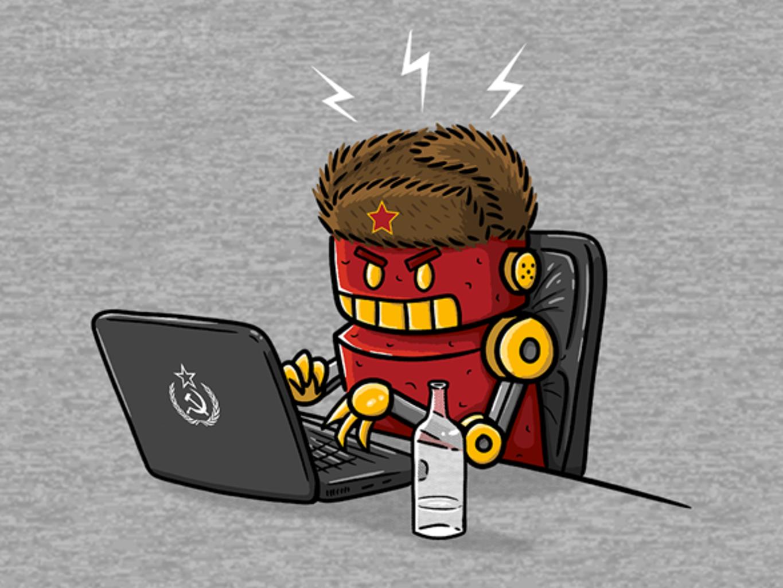 Woot!: Russian Bot