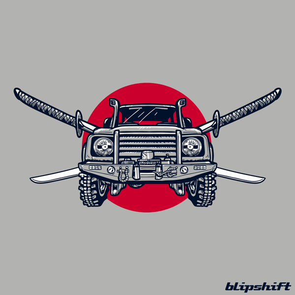 blipshift: Lift By The Sword