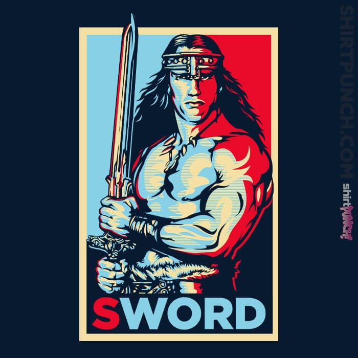 ShirtPunch: (S)word