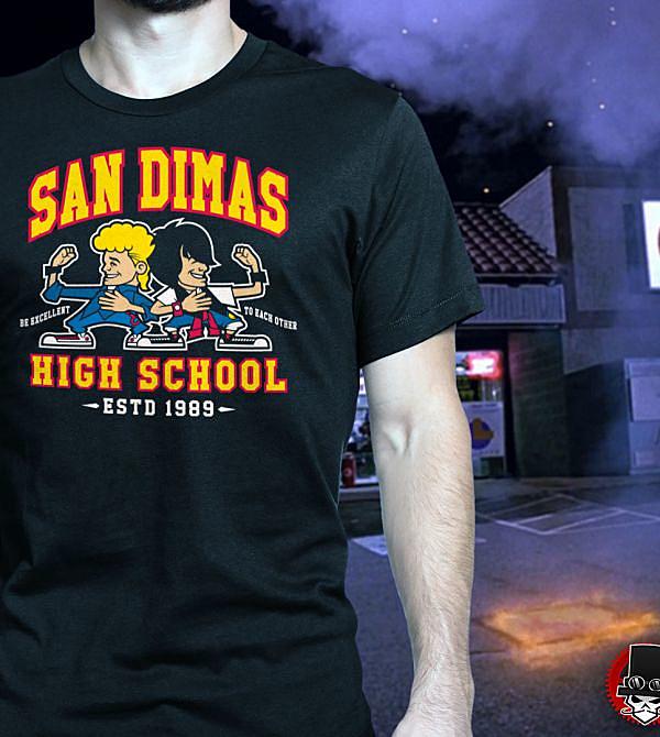 teeVillain: San Dimas