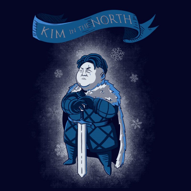 Pampling: Kim in the North