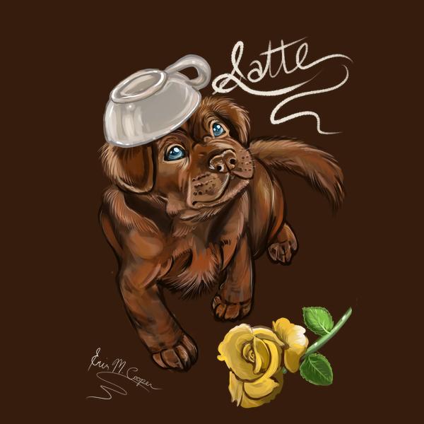 NeatoShop: Chocolate Latte Lab
