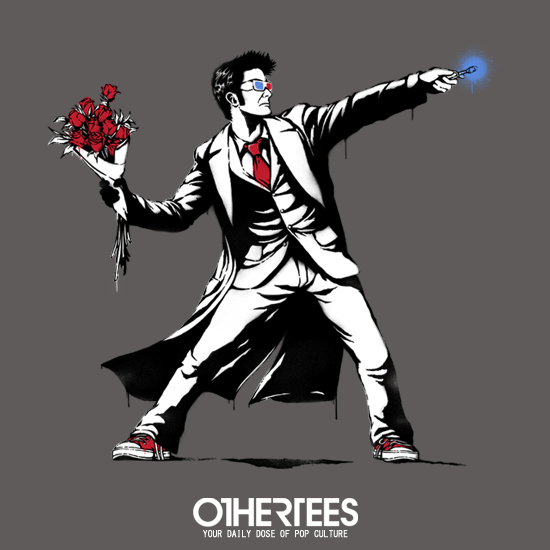 OtherTees: Banksy10
