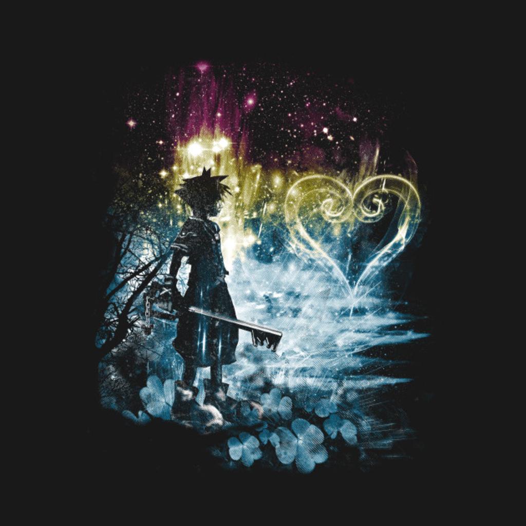 TeePublic: a path to the heart T-Shirt