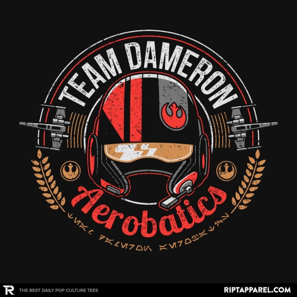 Ript: Team Dameron Aerobatics